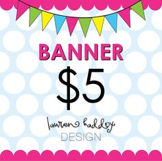 """DIY, Banner    Add this listing to your shopping cart and let me know the party theme you would like from the listed party packages. Print as many cupcake toppers as you need for your party onto 8.5x11 bright white card stock.    Instructions for Purchasing:  1. Add this listing to your cart.  2. In the """"notes to seller"""" section, include the party pack and text for personalization (where applicable). 3. Files will be sent to the email address listed on your Etsy account.    Colors may vary…"""