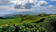 Sao Jorge, Azores Islands, Portugal.  Where my family is from and where I plan to retire. =)