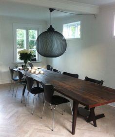 Ironwood dining table-by Kayu Naga