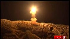 Iran Launches Ballistic Missiles During Military Exercises - NBC News