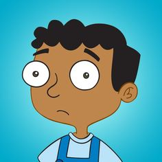 Baljeet Rai.  Baljeet is Phineas' and Ferb's brilliant friend.  He's happy to help the boys make their big ideas a reality!