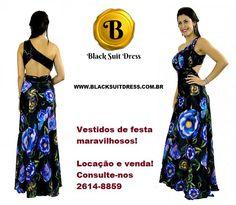 VESTIDO DE FESTA LONGO BORDADO PAETÊS PRETO E AZUL ESTAMPADO RETO UM OMBRO SÓ http://blacksuitdress.com.br/vestido-de-festa/vestido-de-festa-longo-bordado-paetes-preto-e-azul-estampado-reto-um-ombro-so-94.html