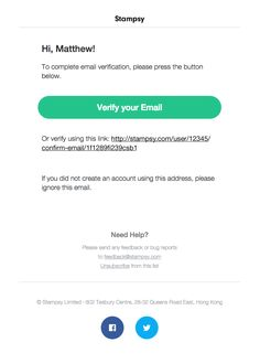 Image result for verification email