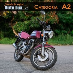 #scoala #de #soferi #AutoLux #SatuMare #CatA #moto #Honda Moto Honda, Cata, Motorcycle, Motorbikes, Motorcycles, Engine