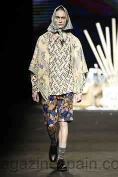 080 Barcelona Fashion: Manuel Bolaño