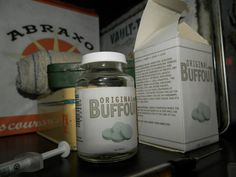 Buffout by me Box : [link] Label : [link] Fallout Props - My Collection 11 Fallout Theme, Fallout Props, Bioshock, Gaming, The Originals, Link, Collection, Videogames, Game