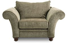 Naples oversized chair from Sofa Mart
