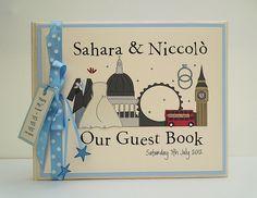 I LOVE London Guest Book  www.bunnydelicious.com