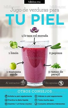Green Smoothie Diet For Weight Loss Detox Diet Drinks, Detox Juice Recipes, Natural Detox Drinks, Smoothie Recipes, Juice Cleanse, Cleanse Recipes, Cleanse Detox, Smoothie Diet, Healthy Juices