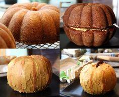 pumpink cake