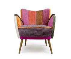 LA SILLA mid-century armchair Mañana van lasilladesign op DaWanda.com
