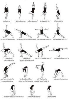 Photo of asana for fans of Yoga. Ashtanga Yoga Poses, Iyengar Yoga, Kundalini Yoga, Yoga Images, Yoga Photos, Yoga Flow Sequence, Yoga Sequences, Asana, Yoga Meditation