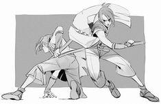 (1) Aliya Chen (@chenalii) / Twitter Action Pose Reference, Drawing Reference Poses, Drawing Poses, Action Poses, Anatomy Reference, Drawing Tips, Character Poses, Character Design References, Character Art