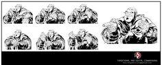 Gmor Character Design by LeoColapietroArt.deviantart.com on @DeviantArt  #editorisin #skyartehd #skyarte #tiwistudio #tiwi #sergiobonellieditore #sergiobonelli #screen #frame #creature #lucaenoch #stefanovietti #dragonero #gmor #animation #editor #comics #fumetto #orc #motioncomics