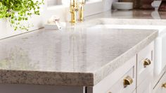 Martha Stewart Countertops Home Depot Quartz Corian Kit Kitchen Redo, Kitchen And Bath, New Kitchen, Kitchen Ideas, Kitchen Designs, Kitchen Updates, Kitchen Tops, Kitchen Colors, Kitchen Stuff
