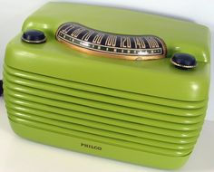 "1946 Philco ""Hippo"" Tube Radio Model 46-420"
