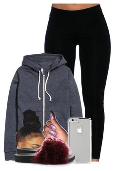 """""""Untitled #2913"""" by alisha-caprise ❤ liked on Polyvore featuring H&M, Case-Mate and Cape Robbin"""