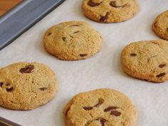 My kids approve this very much. My oldest keeps asking me to make more.... A Paleo Chocolate Chip Cookie Recipe - Michael Mackin Fitness