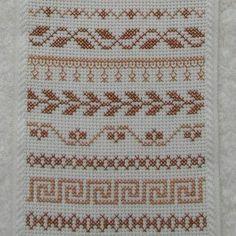 Cross Stitch Boarders, Cross Stitch Bookmarks, Ribbon Embroidery, Cross Stitch Embroidery, Bargello, Clean House, Bohemian Rug, Diy Home Decor, Diy Crafts