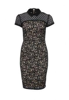 Платье Dorothy Perkins  купить за 3 140 руб DO005EWMMB58 в интернет-магазине Lamoda.ru