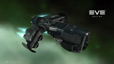 EvE Online Gallente Cyclops FIghter-Bomber
