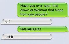 Bahahahah! Totally got Brandon on this one!
