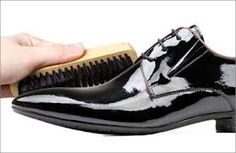 Wear clean polished shoes.