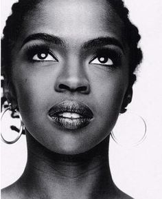 Lauryn Hill, an American singer–songwriter, rapper, producer, & actress, as photographed by Marc Baptiste