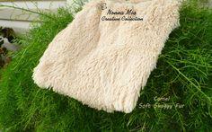 SALE Super Soft Shaggy Fur   Camel        Newborn by NonnaMiaCC, $15.00 30% OFF. ~~ SALE Faux Furs PRE-ORDER SALE  Use Coupon Code ' PREORDER1314' www.etsy.com/shop/NonnaMiaCC