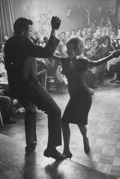 Chubby Checker. Los Angeles. 1961. Let's do the twist! My older brother & sister had me doing this until my sidehurt.....lol