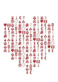 I Love Zelda by Robert Campbell