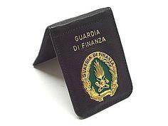 Distintivo Guardia di Finanza