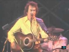 "▶ Neil Diamond - ""Soolaimon"" [The Thank You Australia Concert, Live 1976 -- This is an absolutely wonderful DVD!!]"