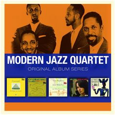 Original Album Series [Slipcase] by The Modern Jazz Quartet (CD, 5 Discs, Rhino (Label)) for sale online Sonny Rollins, Billy Cobham, Freddie Hubbard, Soul Jazz, Duke Ellington, Warner Music Group, Miles Davis, Motown, Orchestra