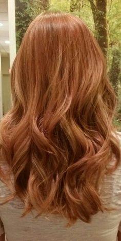 Copper Hair #copper #copperhair #hair