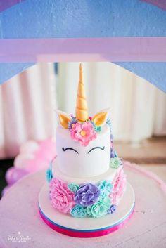 Unicorns Birthday Party Ideas