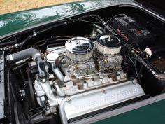 Under the hood Allard K3 Roadster '1952–55