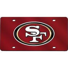 San Francisco 49ers Football Field Mirror