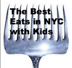 Best Kid-Friendly Restaurants in NYC | New York City with kids