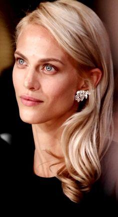 Aymeline Valade at the Christian Dior SS 2015 show | Paris