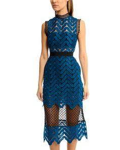 Self-Portrait Dresses | Lyst™