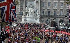 London Marathon London Marathon, Times Square, Racing, Goals, Memories, Places, Travel, Running, Memoirs