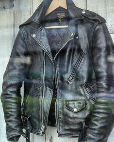 Leather Jackets Uk, Vintage Leather Jacket, Riders Jacket, Motorcycle Jacket, Jacket Men, Mens Fashion, Fashion Outfits, Jean Outfits, Western Shirts