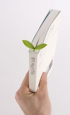 OMG too cute sprout bookmark $6