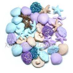 Kawaii Colletion 8 Natural Shell Zakka Sewing Buttons