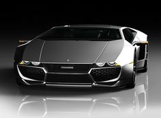 De-Tomaso Mangusta Legacy Concept - sexy, gorgeous, beautiful - but still not like the original.