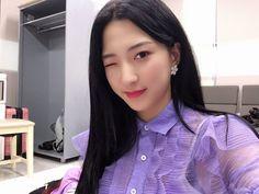 Yuehua Entertainment, Starship Entertainment, Xuan Yi, Cosmic Girls, Minhyuk, Nayeon, Kpop Girls, Girl Group, Girlfriends