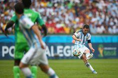 Argentina 3 Nigeria 2 (Copa del Mundo Brasil 2014,Estadio Beira-Río,Porto Alegre,25/06/2014)