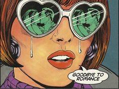 Bye romance