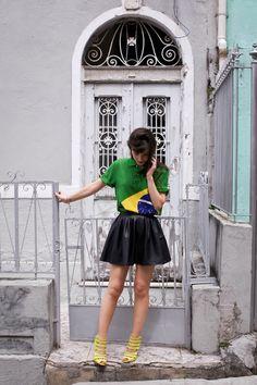 O que vestir para a Copa do Mundo
